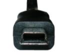 Connecteur mini-USB